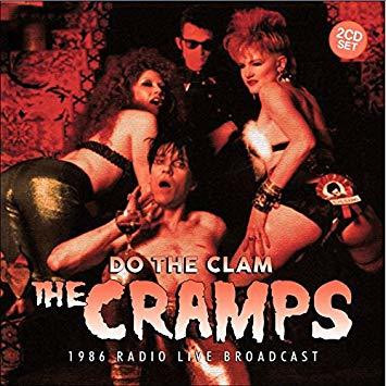 The Cramps - Do The Clam (2CD, Uusi)
