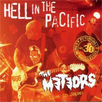 The Meteors - Hell in the Pacific - Live in Japan (CD, Used)