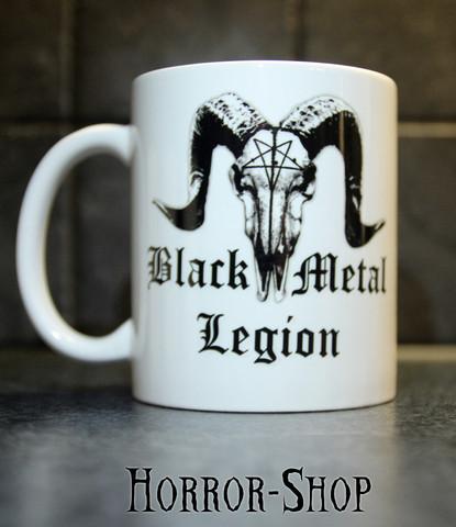 Black Metal Legion (mug)