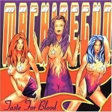 Machine Gun - Taste For Blood (CD, Used)