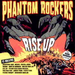 Phantom Rockers - Rise Up (CD, Used)
