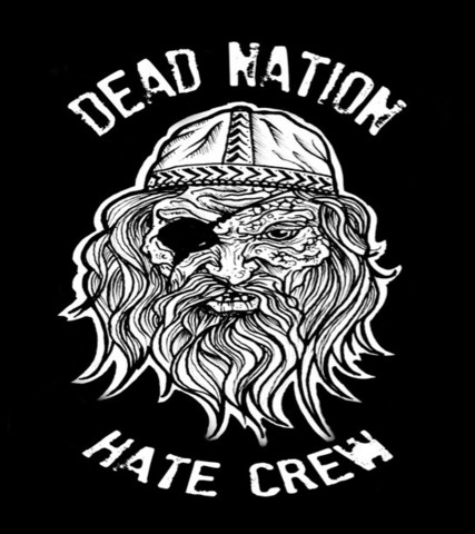 Dead Nation - Hate Crew (7