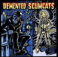 Demented Scumcats - Demented Scumcats (EP/CD, Used)
