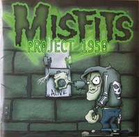 Misfits - Project 1950 (Expanded edition) (CD, Uusi)
