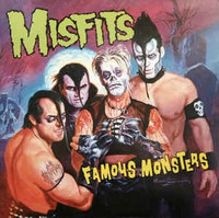 Misfits - Famous Monsters (CD, Käytetty)