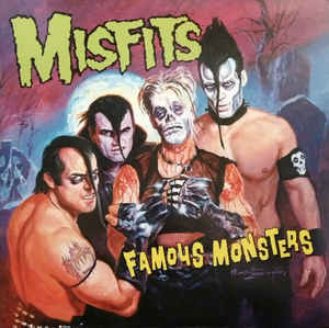 Misfits - Famous Monsters (CD, Used)