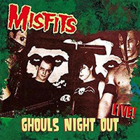 Misfits - Ghouls Night Out (CD, Uusi)
