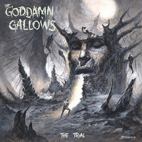 The Goddamn Gallows - The Trial (CD, Uusi)