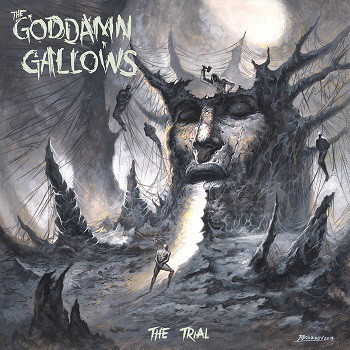 The Goddamn Gallows - The Trial (CD, New)