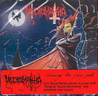 Necromantia - Crossing the Fiery Path (CD, New)