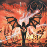 Necromantia - Scarlet Evil Witching Black (CD, New)