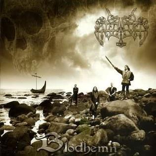 Enslaved - Blodhemn (CD, New)