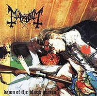 Mayhem - The Dawn of the Black Hearts - Live in Sarpsborg Norway 28/2, 1990 (CD, Uusi)