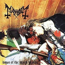 Mayhem - The Dawn of the Black Hearts - Live in Sarpsborg Norway 28/2, 1990 (CD, New)
