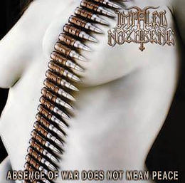 Impaled Nazarene - Absence Of War Does Not Mean Peace (CD, New)
