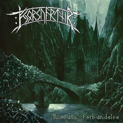 Fjorsvartnir - Mzoraxc Forbandelse (CD, New)