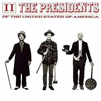 The Presidents of United States of America - II (CD, Used)