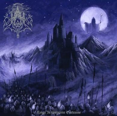 Vargrav - Reign In Supreme Darkness (LP, New)