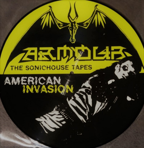 Armour - The Sonichouse Tapes - American Invasion (LP, New)