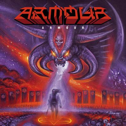 Armour - Armour (LP, New)