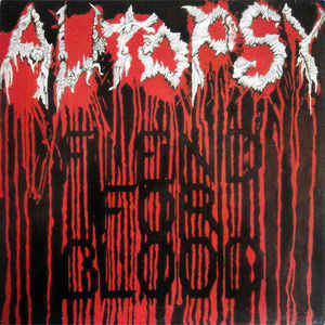 Autopsy - Fiend For Blood (LP, New)