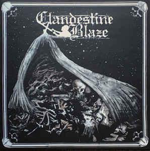 Clandestine Blaze - Tranquility Of Death (LP, New)
