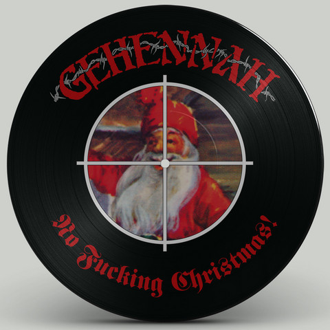 Gehennah - No Fucking Christmas! (LP, New)