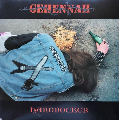 Gehennah - Hardrocker (LP, New)