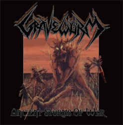 Gravewürm - Ancient Storms Of War (LP, New)