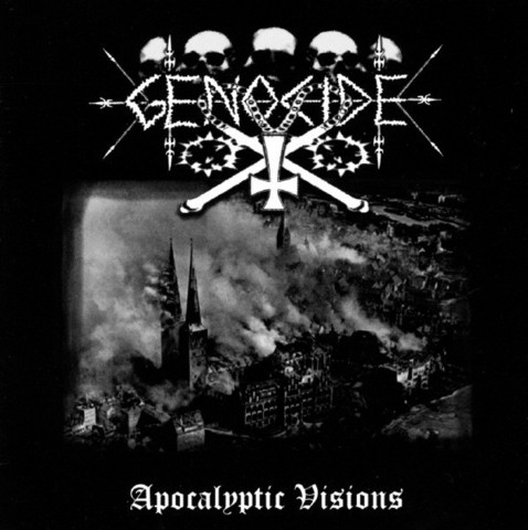 Genocide - Apocalyptic Visions (LP, New)