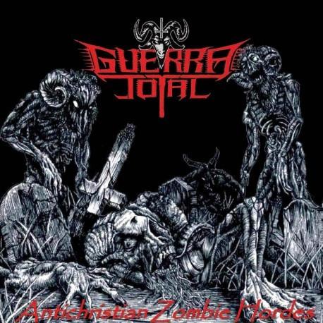 Guerra Total - Antichristian Zombie Hordes (LP, New)