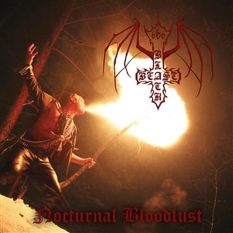 Black Beast - Nocturnal Bloodlust (CD, New)