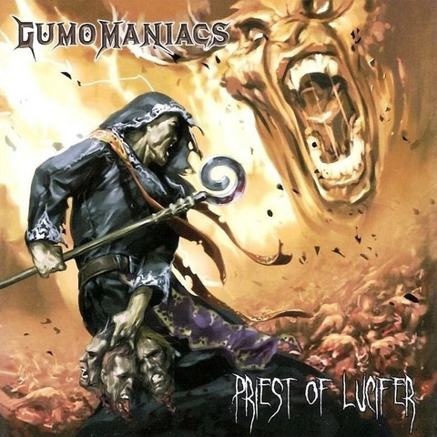 Gumo Maniacs - Priest Of Lucifer (LP, New)