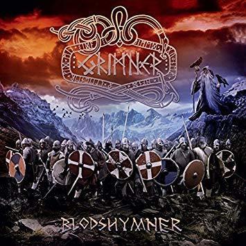 Grimner - Blodshymner (LP, New)