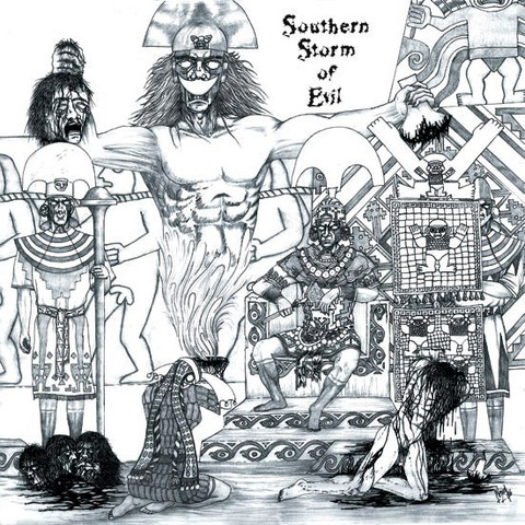 V/A - Southern Storm of Evil (LP, New)
