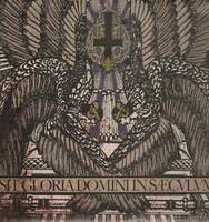 Necroplasma - Sit Gloria Domini In Sæcvlvm (LP, Uusi)