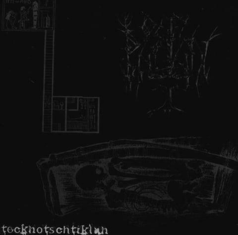 Old Pagan - Tecknotschtiklan (LP, Used)