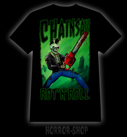 Chainsaw Rot'n'roll