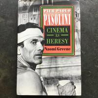 Pier Paolo Pasolini: Cinema as Heresy (käytetty)