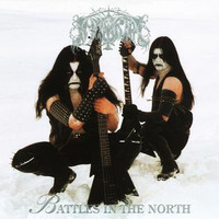 Immortal - Battles in the North ( CD, uusi)