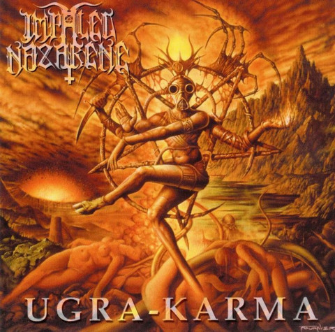 Impaled Nazarane - Ugra Karma (new)