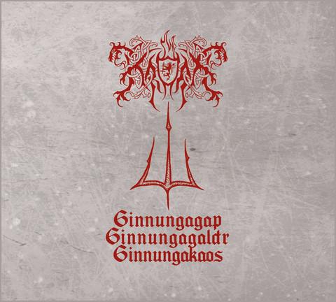 Kroda - Ginnungagap Ginnungagaldr Ginnungakaos (new)