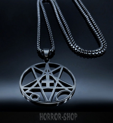 Satanic  Necklace