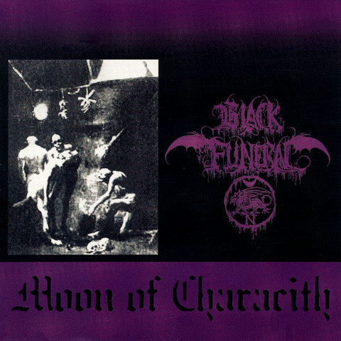 Black Funeral - Moon Of Characith (used)