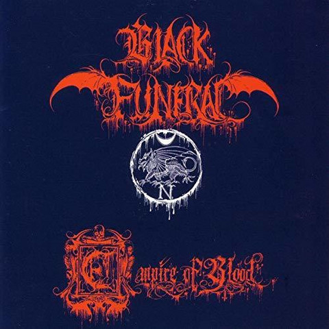 Black Funeral - Empire of Blood (used)