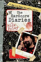The Hardcore Diaries WWE (käytetty)