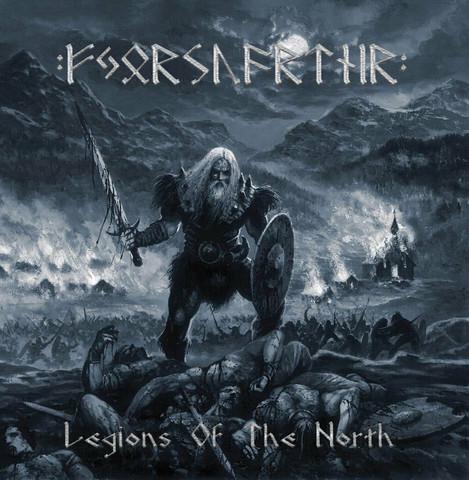 Fjorsvartnir - Legions of the North (used)
