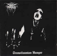 Darkthrone - Transilvanian Hunger (CD, new)
