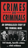 CRIMES & CRIMINALS (used)