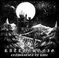 Rattenkönig - Conjuration Of Hate (LP, uusi)